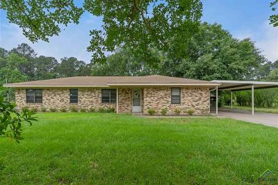 Longview Single Family Home For Sale: 3277 Woodland Road