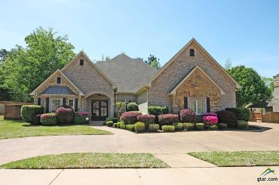 Tyler Single Family Home For Sale: 1748 Holly Star Drive