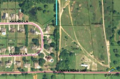 Bullard TX Acreage For Sale: $42,000