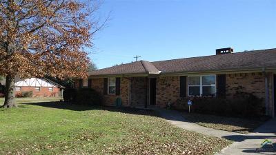 Winnsboro TX Single Family Home For Sale: $149,500