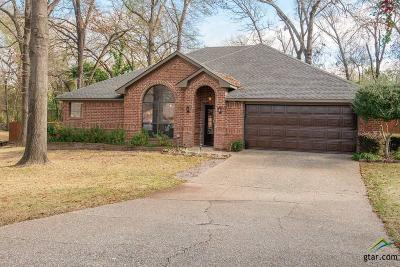 Tyler Single Family Home For Sale: 15119 Northwood Dr