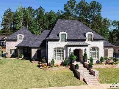 Tyler Single Family Home For Sale: 2805 Timber Cv