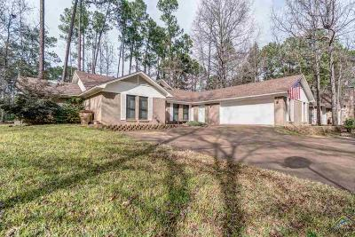Holly Lake Ranch TX Single Family Home For Sale: $245,000