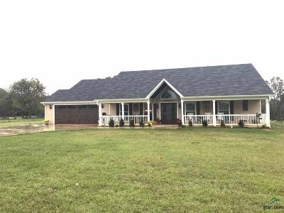 Bullard Single Family Home For Sale: 3575 Fm 2493 E
