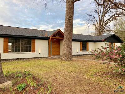 Hawkins TX Single Family Home For Sale: $210,000
