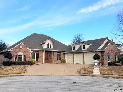 Tyler Single Family Home For Sale: 6525 Brunton Ct