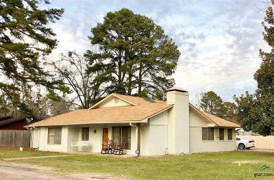Hawkins TX Single Family Home For Sale: $199,900