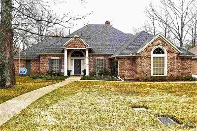 Tyler Single Family Home For Sale: 4911 Hallye Ln