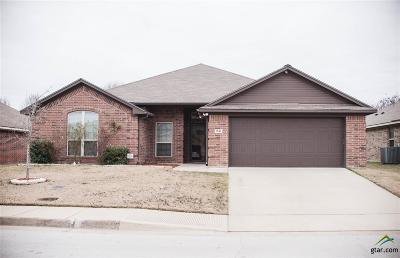Tyler Single Family Home For Sale: 5842 Thompson Pl