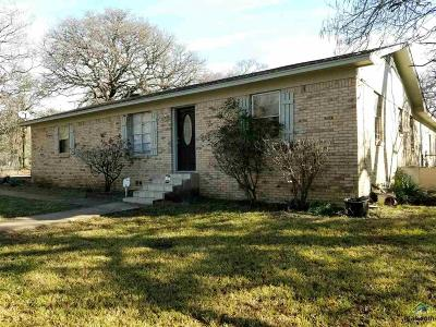 Tyler Single Family Home For Sale: 9836 James Avenue