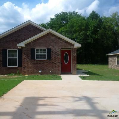 Tyler Single Family Home For Sale: 817 W Queen