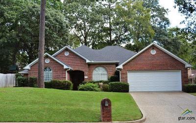 Tyler Single Family Home For Sale: 5810 Woodglen Dr