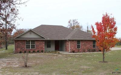 Big Sandy Single Family Home For Sale: 1000 Almond