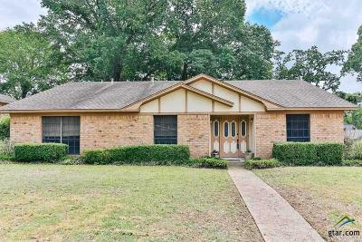 Tyler Single Family Home For Sale: 718 Rieck