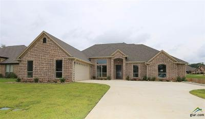 Tyler Single Family Home For Sale: 7607 Laurel Springs Lane