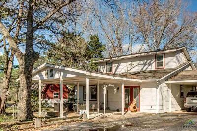 Tyler Single Family Home For Sale: 419 Thompson Ln