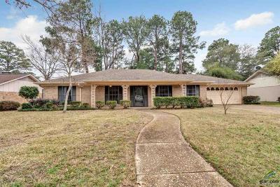 Tyler Single Family Home For Sale: 1211 Balmoral