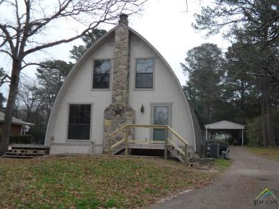 Hideaway TX Single Family Home For Sale: $120,000