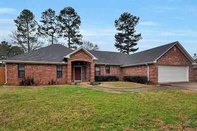 Tyler Single Family Home For Sale: 11225 Willow Oak Dr