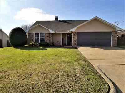 Bullard TX Single Family Home For Sale: $155,000
