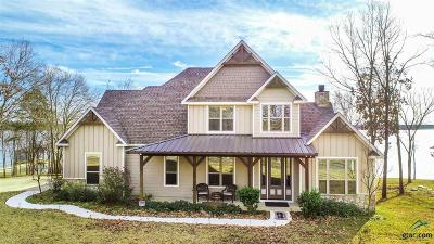 Pittsburg TX Single Family Home For Sale: $659,000