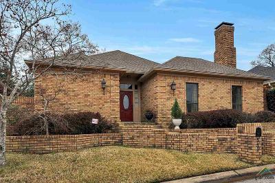 Tyler Single Family Home For Sale: 512 Hyde Park Dr