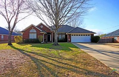 Whitehouse TX Single Family Home For Sale: $235,000