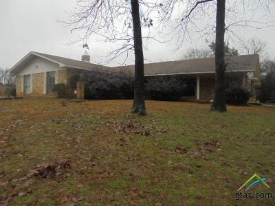 Henderson TX Single Family Home For Sale: $139,900