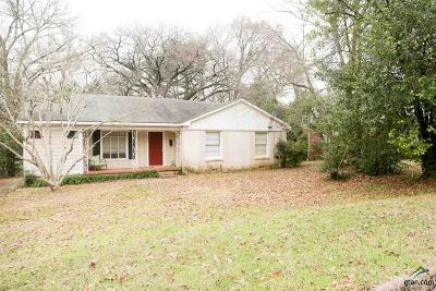 Tyler Single Family Home For Sale: 1026 S Azalea
