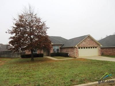 Tyler Single Family Home For Sale: 11812 County Rd 167