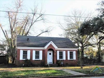 Single Family Home For Sale: 711 El Paso