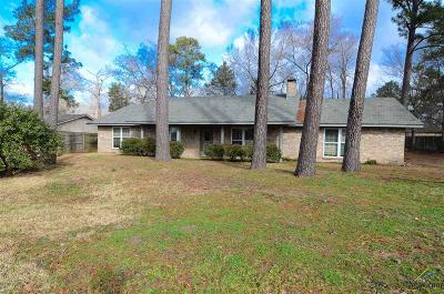 Single Family Home For Sale: 4500 Walnut Hill Dr