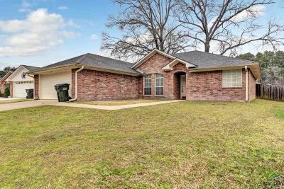 Flint Single Family Home For Sale: 540 Frederick Cir