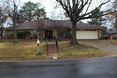 Tyler Rental For Rent: 908 Beth Drive