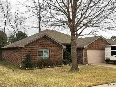 Tyler Single Family Home For Sale: 5758 Palo Pinto