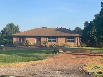 Quitman Single Family Home For Sale: 1936 E Sh 154