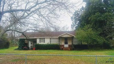 Upshur County Single Family Home For Sale: 8619 Hwy 154 W