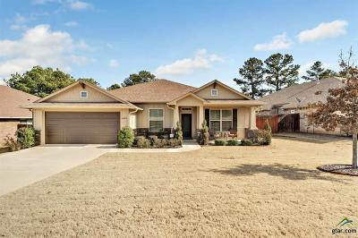 Tyler Single Family Home For Sale: 6674 Lacebark Circle