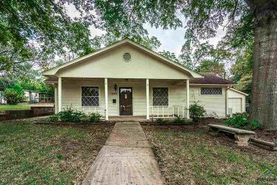 Tyler Single Family Home For Sale: 1939 Devine Street