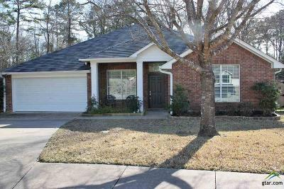Tyler Single Family Home For Sale: 630 Winding Brook Lane