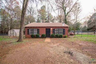 Bullard Single Family Home For Sale: 556 Crockett St