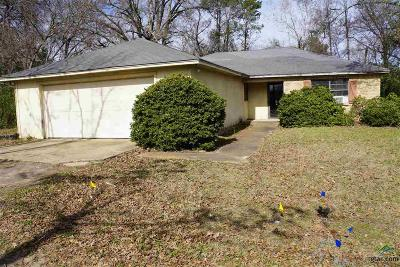 Tyler Single Family Home For Sale: 12624 C R 1267