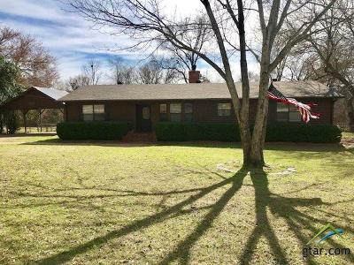 Lindale Single Family Home For Sale: 12607 Blackberry Dr