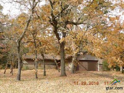 Lindale Single Family Home For Sale: 406 Hideaway Ln E