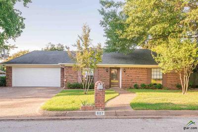 Tyler Rental For Rent: 607 Becky Drive