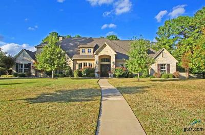 Tyler Single Family Home For Sale: 6066 Graemont Blvd.