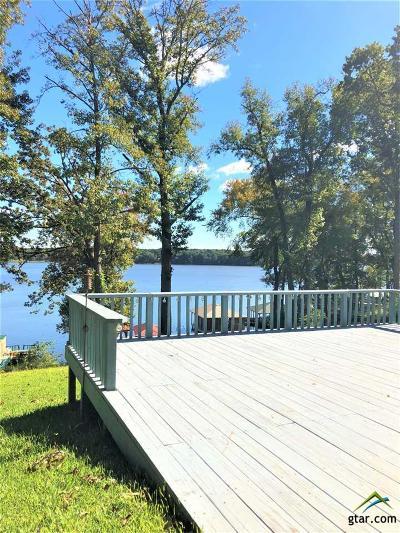 Tyler Single Family Home For Sale: 15299 Big Oak Bay Road