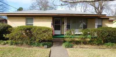 Tyler Single Family Home For Sale: 612 N Englewood Ave