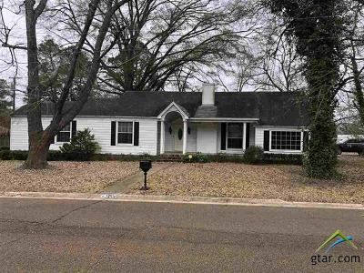 Upshur County Single Family Home For Sale: 515 North Street