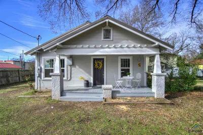 Grand Saline Single Family Home For Sale: 311 N Oleander